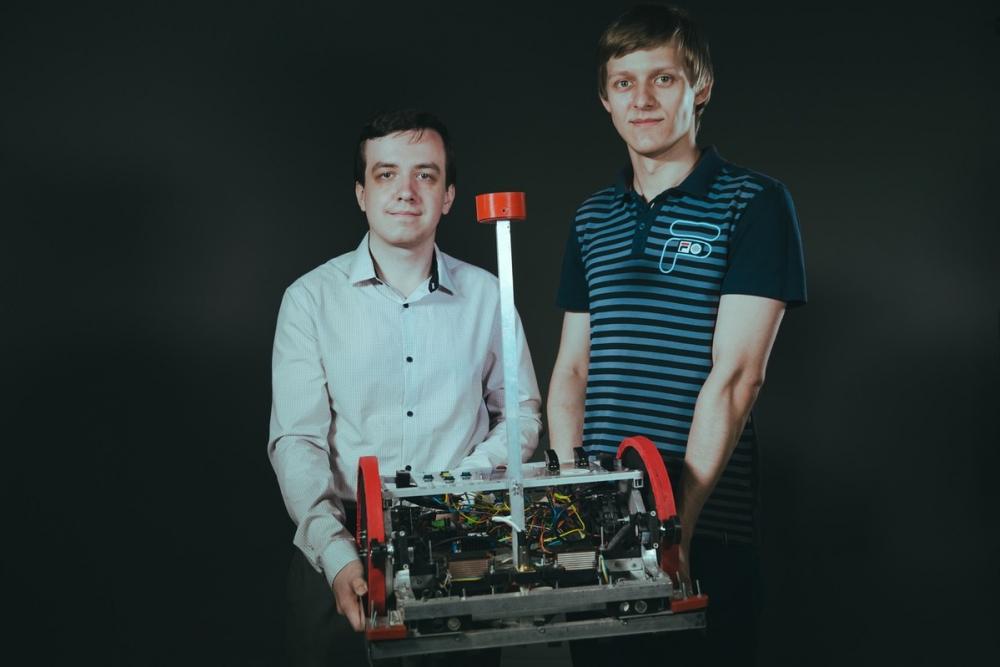Астраханские роботы завоёвывают мир
