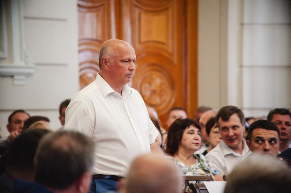 Администрация города «потеряла» проект «Обновленная Астрахань»