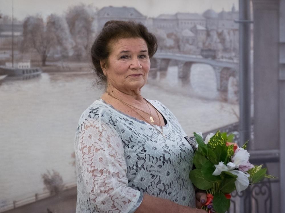 Ушла из жизни Валентина Клокова