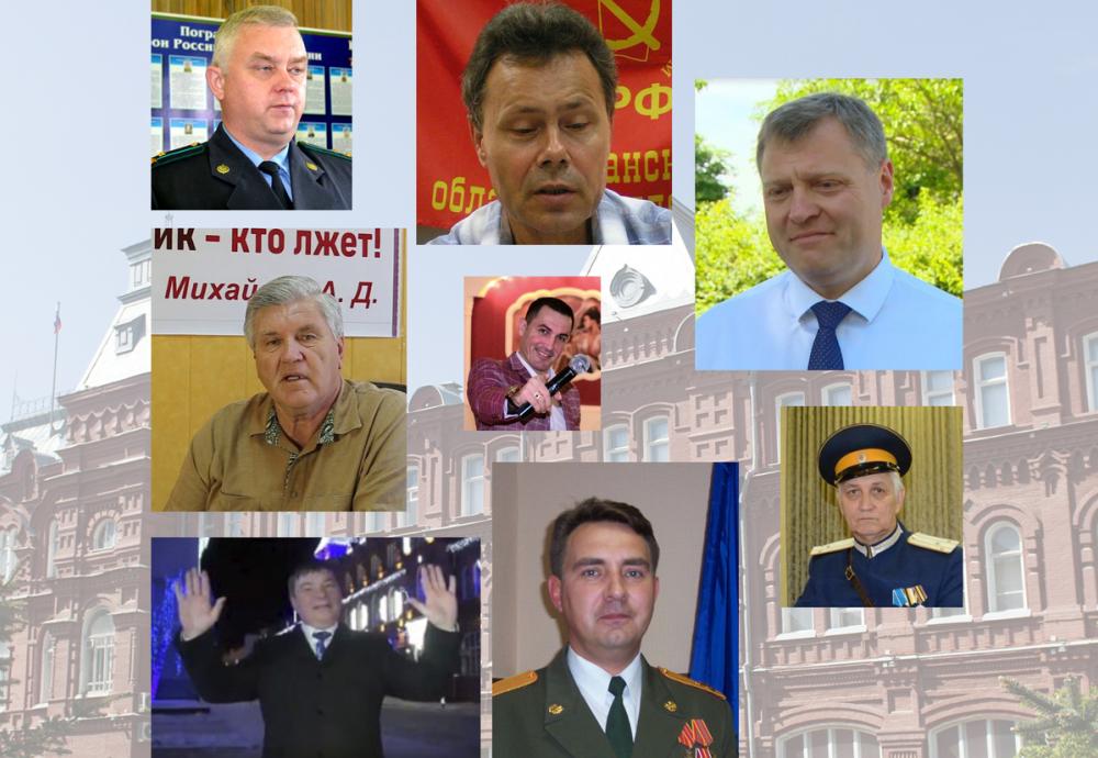 Удивительная восьмерка. Кто выдвинулся в губернаторы Астраханской области