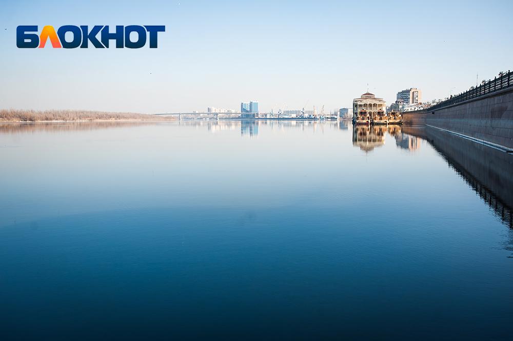В ближайшие дни Астрахань ожидает максимальный сброс воды