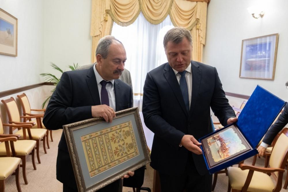 Астрахань и Республика Беларусь готовы к расширению сотрудничества