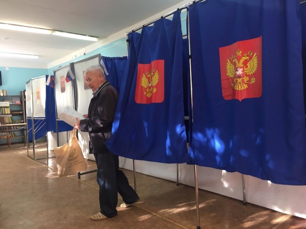 В Астраханской области закрылись все избирательные участки