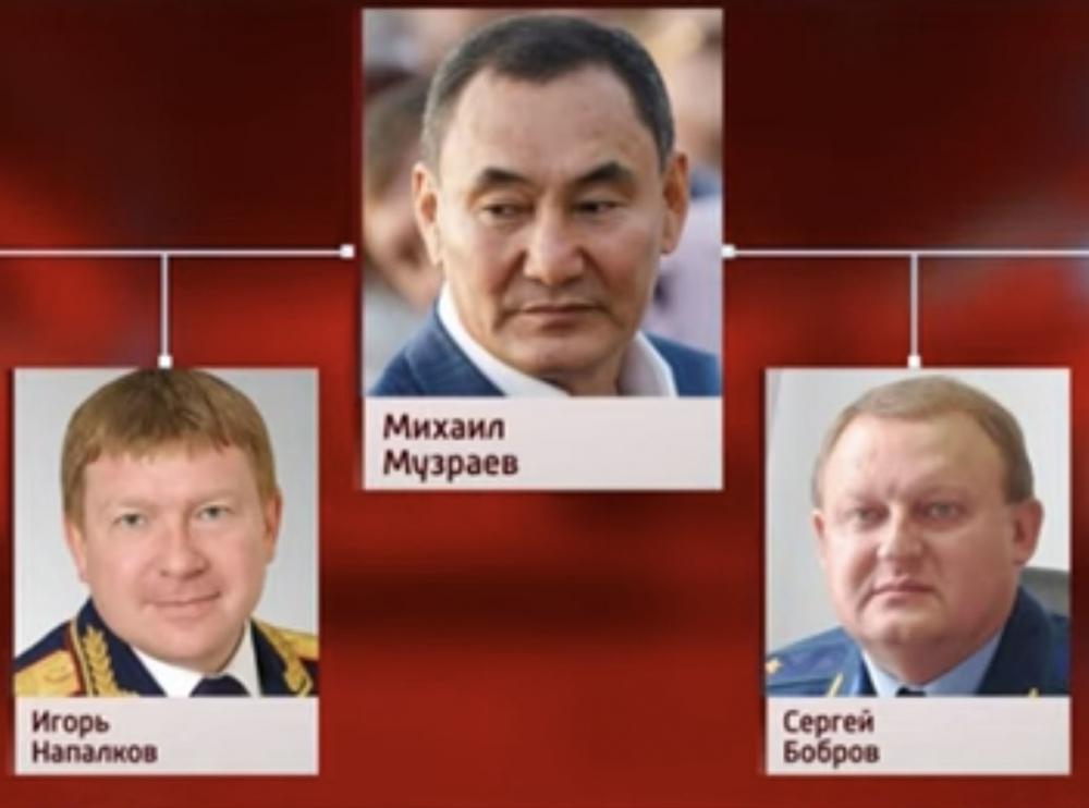Астраханские силовики были связаны с арестованным в Волгограде главой СКР Музраевым