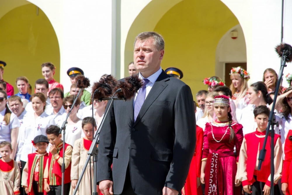 Игорь Бабушкин призвал астраханцев объединяться