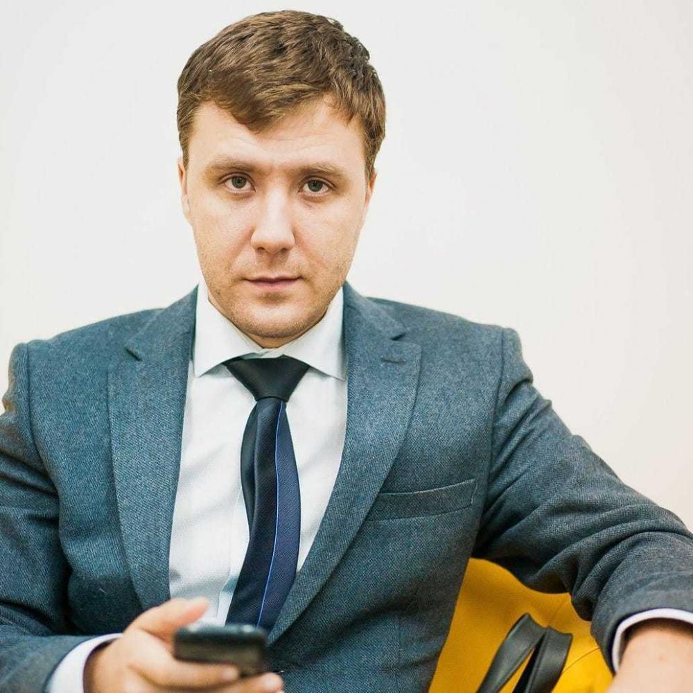 Александр Алымов выдвигается в губернаторы Астраханской области
