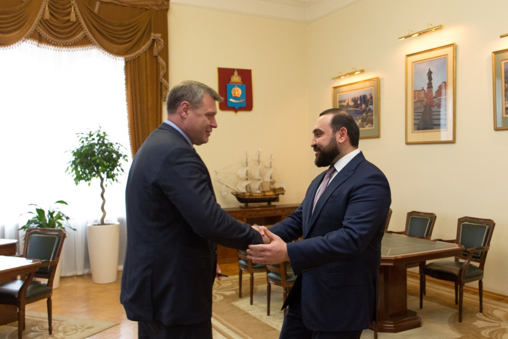 Астраханская область и «Трезвая Россия» решили действовать сообща