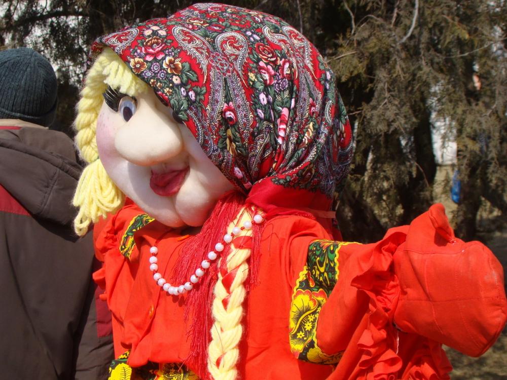 В Астрахани с размахом прошло празднование Масленицы