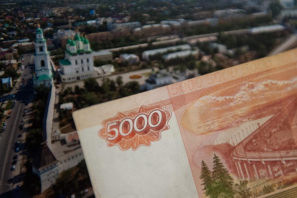 Олег Шеин: «Астраханский бюджет тонет в сверхдоходах»