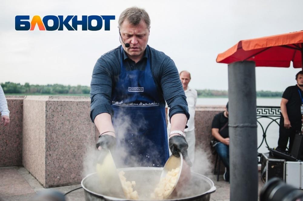 Астрахань вошла в пятёрку лучших городов для Дня рыбака