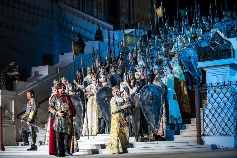 Оперу «Руслан и Людмила» поставят в астраханском Кремле