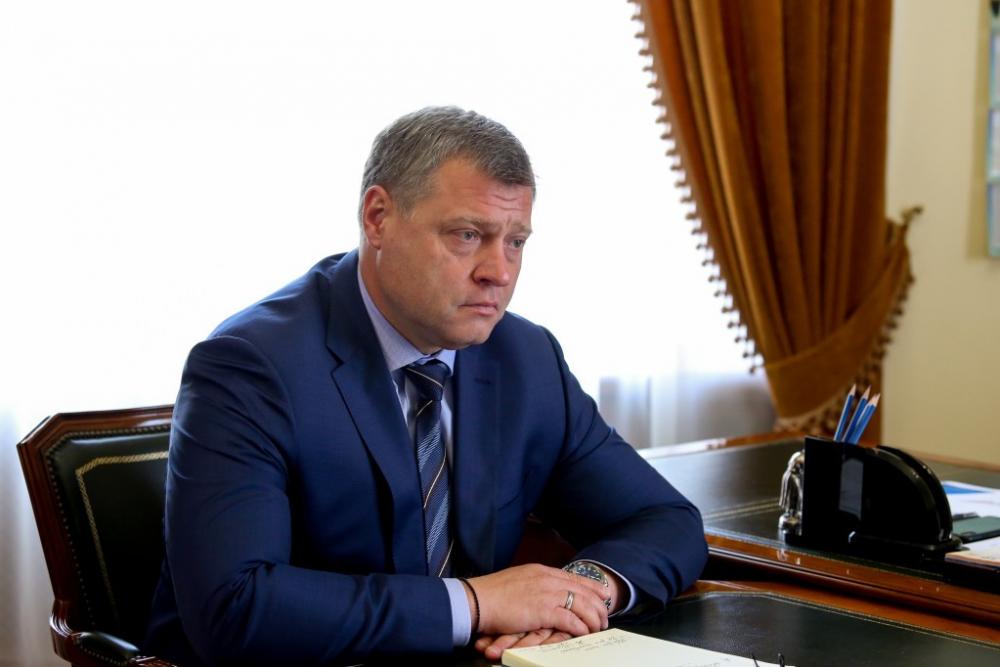 Инаугурация губернатора может пройти в Астраханском кремле
