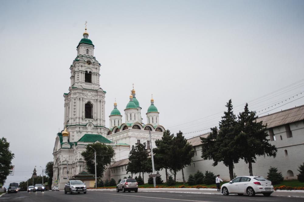 Инаугурацию Бабушкина в Астраханском кремле решили отрепетировать