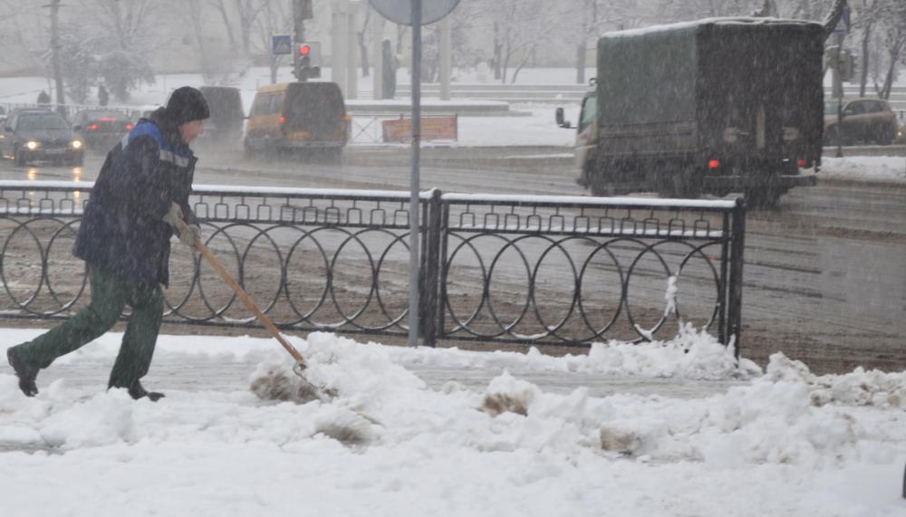 Готовы ли астраханские дороги к зиме