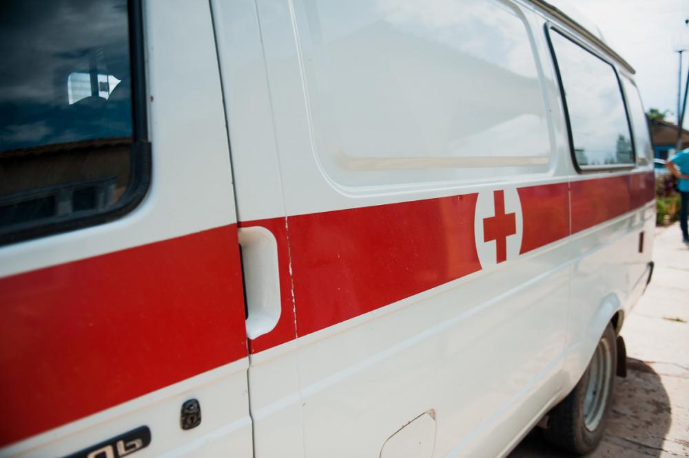 В Астрахани медики массово выходят на зарядку