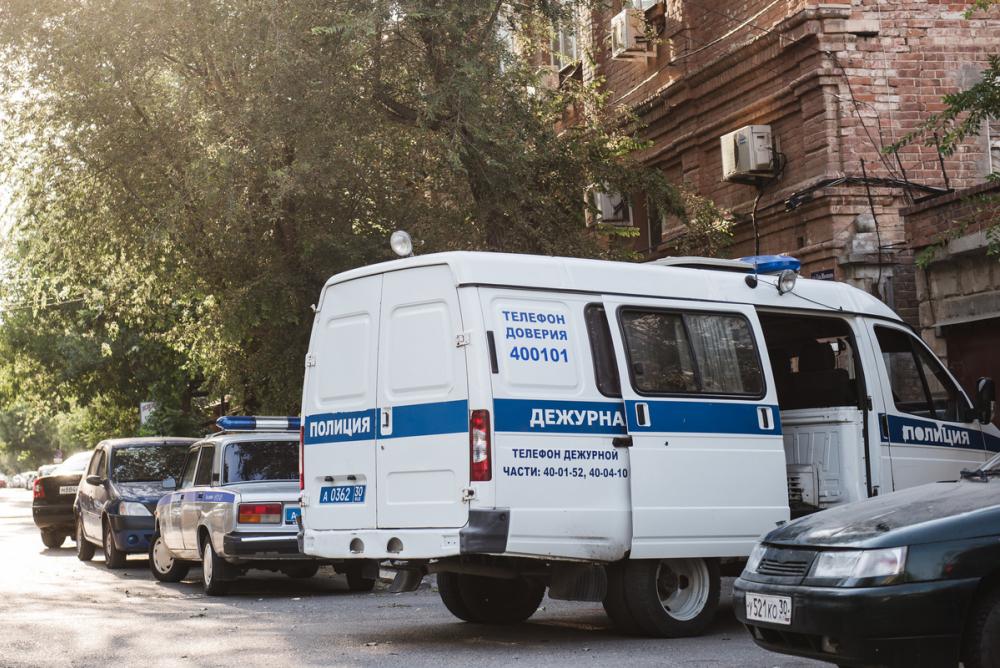 В Астрахани эвакуировали жителей многоэтажки