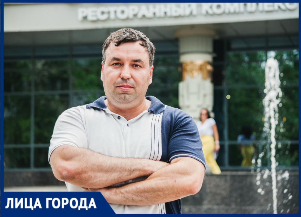 Андрей Габриелов: «Предпринимательство — это 95% рутины и 5% творчества»