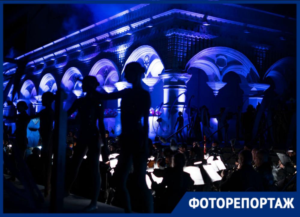 В Астраханском кремле прогремела опера «Руслан и Людмила»