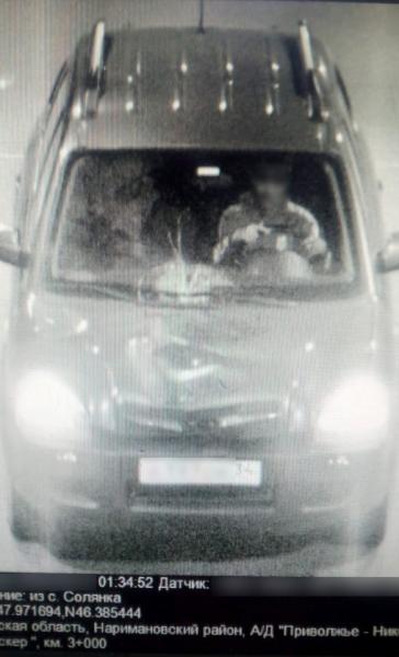 В Астрахани задержан водитель, который насмерть сбил пешехода и скрылся