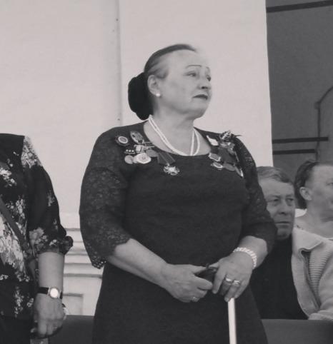 Скончалась председатель астраханского «Комитета солдатских матерей» Любовь Гарливанова