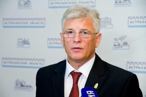 ФСБ задержала астраханского министра