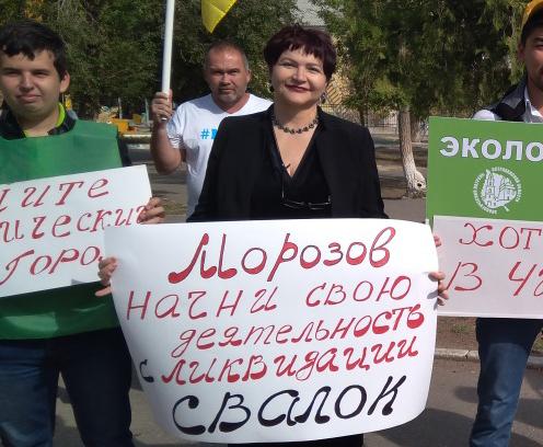 В Астраханской «СР» начался раскол из-за невнятной позиции по выборам губернатора