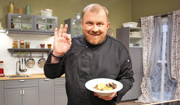 Шеф-повар Ивлев искал в Астрахани моржа