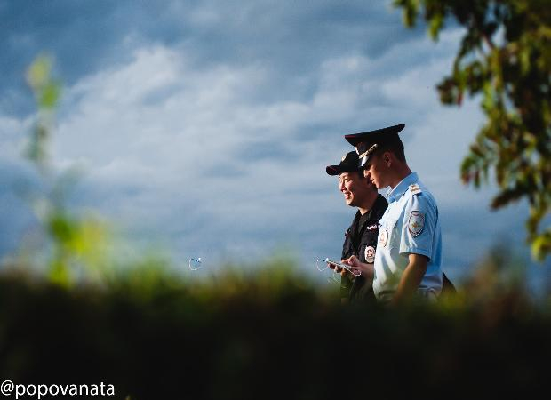 В Астрахани высокопоставленные полицейские осуждены за взятку