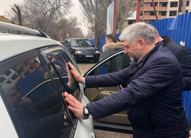 Глава Камызякского района арестован в зале суда