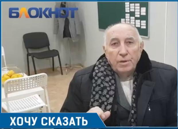 Астраханец Багудин Агабеков после пожара живет в квартире без света, воды и газа