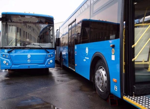 В Астрахани девятнадцать московских автобусов попробуют разгрузить проблемные маршруты