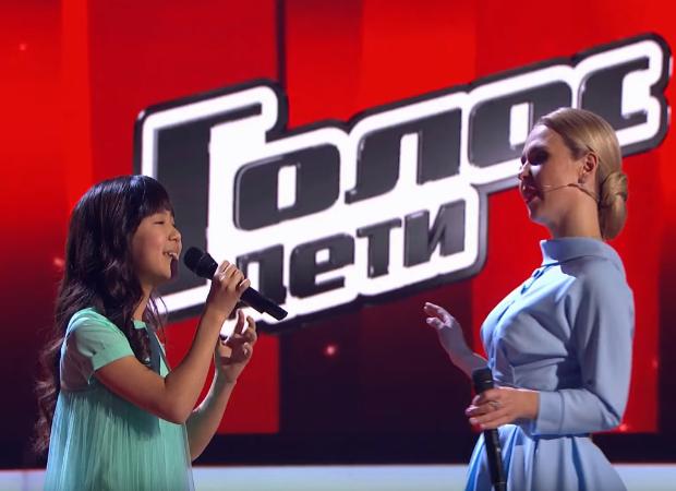 Юная астраханка покорила жюри и зрителей на шоу «Голос»