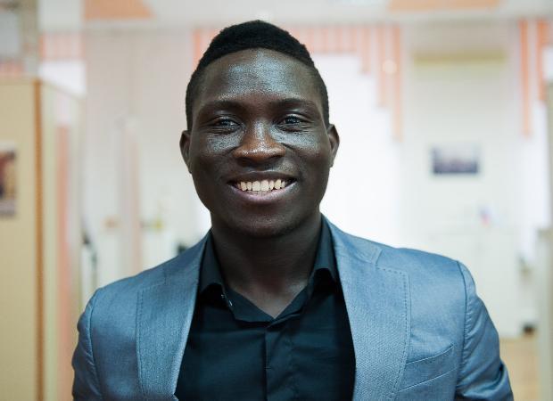 Студент из Гвинеи учится в Астрахани, чтобы стать на Родине министром