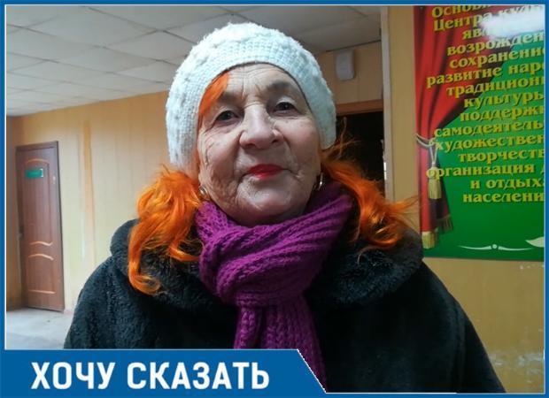 В Астраханской области пенсионерка перестала платить за «грязную» воду. Ей угрожают отключением