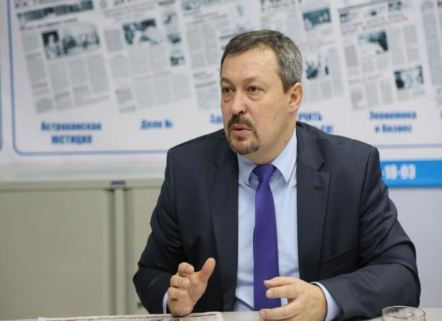 Дмитрий Ануфриев отстранен от должности секретаря Икрянинского отделения «Единой России»