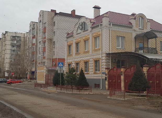 В Астрахани появился проезд для избранных