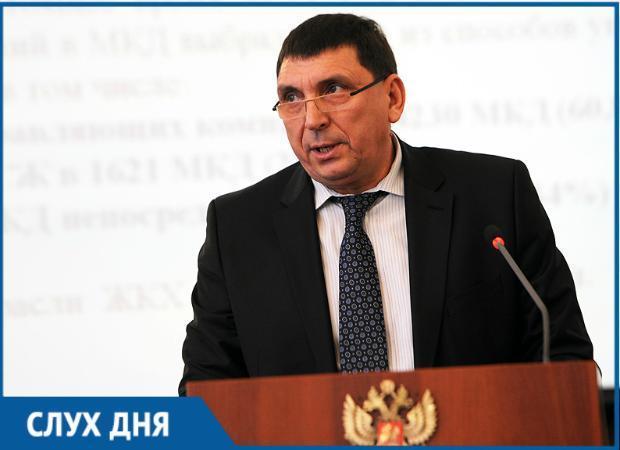 Слух дня: экс-министр ЖКХ Виктор Яковлев вышел на свободу