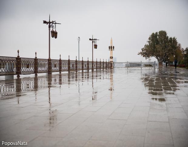 Ливень и град: МЧС предупредило об ухудшении погоды в Астрахани
