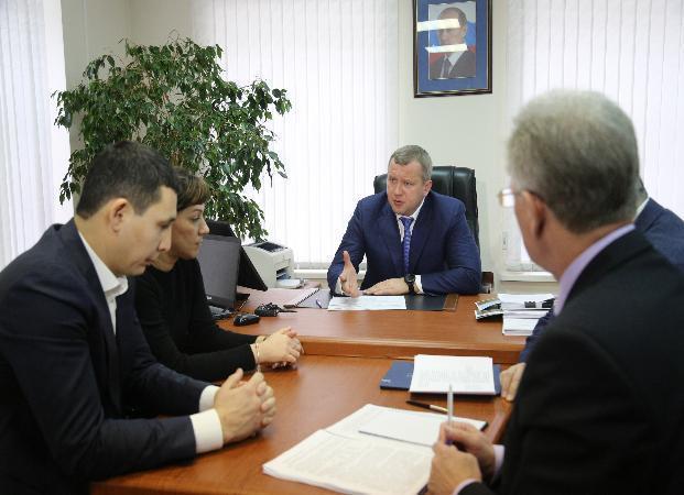 Сергей Морозов пообещал жителям села Началово улучшить качество воды и снизить тарифы