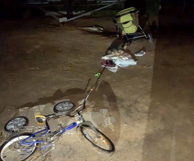 Трое детей пострадали под колёсами «пьяной» Оки