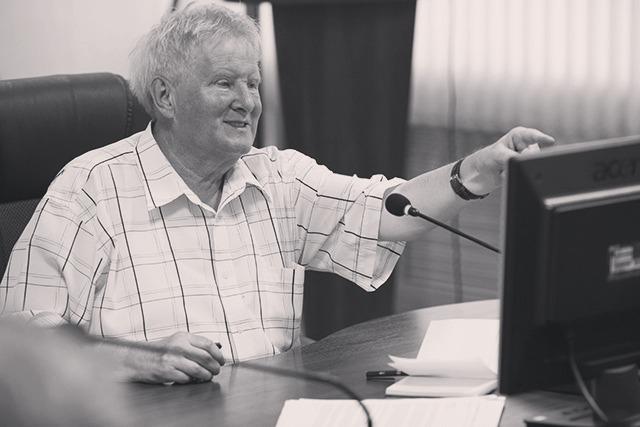 Скончался Мирон Блиер — создатель молодёжного правительства Астраханской области