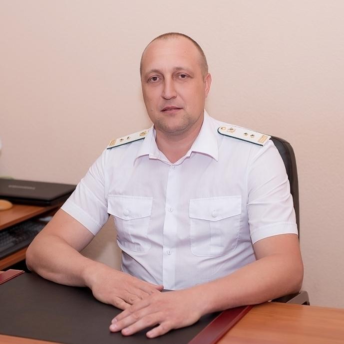 Сегодня праздник у главного судебного пристава Астраханской области