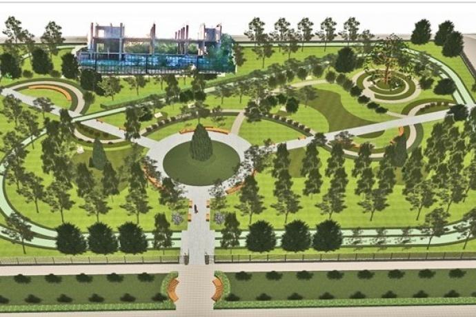 Какие парки в этом году будут реконструированы в Астрахани