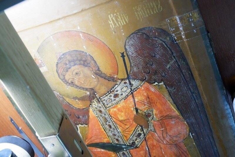 Астраханские старые иконы оказались старше, чем думали реставраторы
