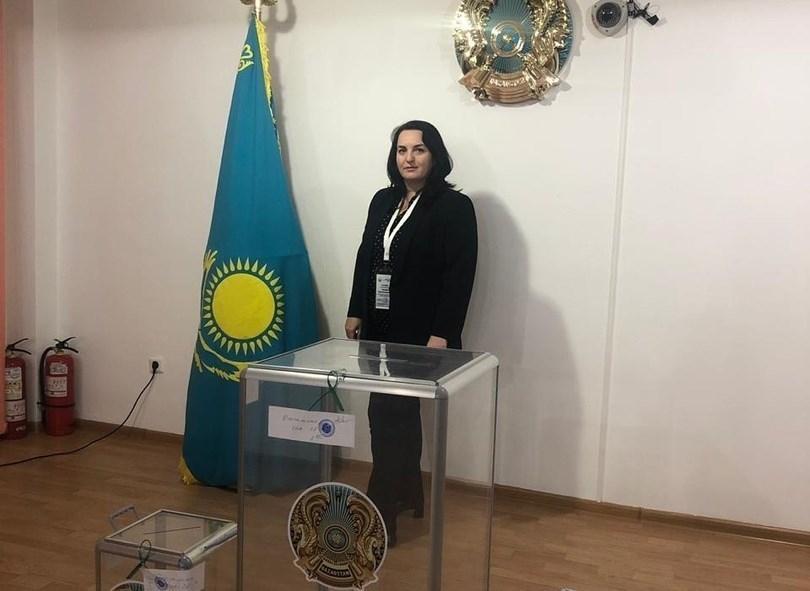 Алена Губанова удалила шутку про власть Казахстана