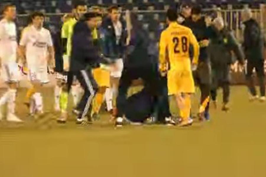Сказал обидное слово: названа возможная причина драки футболистов в Астрахани