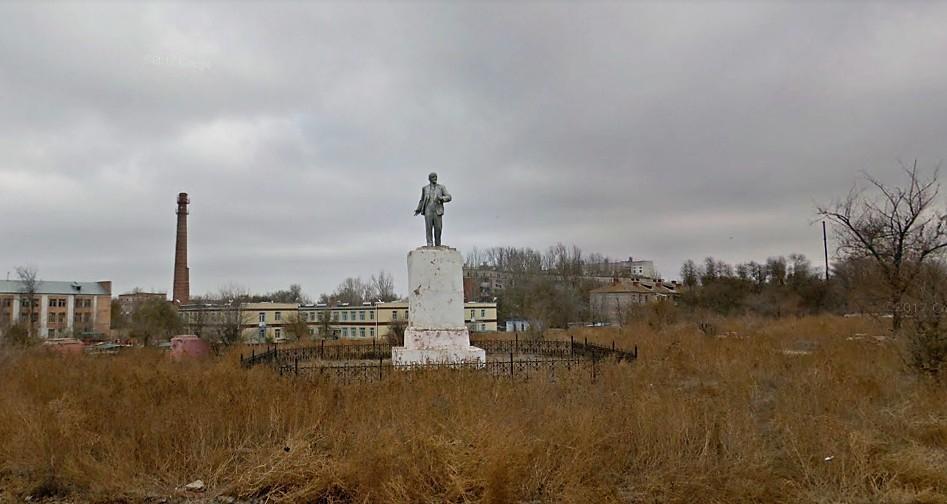 Парк Ленина на Казачем будут реконструировать