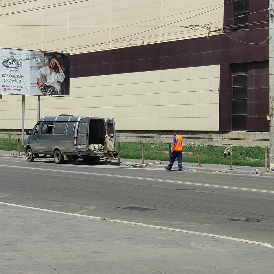 Астраханцам запретят переходить улицу там, где они привыкли