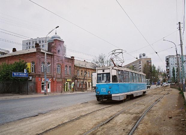 В Астрахани может появиться памятник трамваю