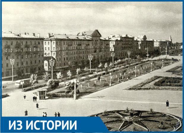 Как выглядела площадь Ленина до реконструкции